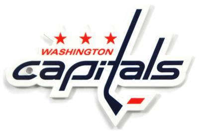 Washington Capitals Steel Magnet