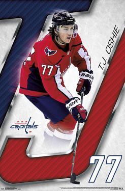 Washington Capitals - TJ Oshie '18