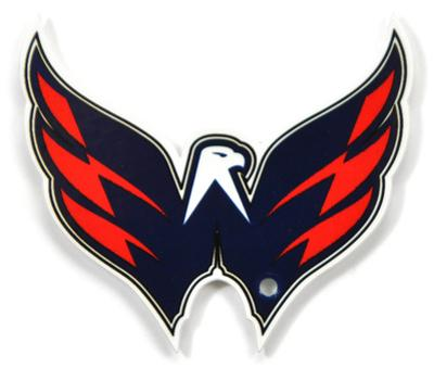 Washington Capitals Wings Logo Steel Magnet