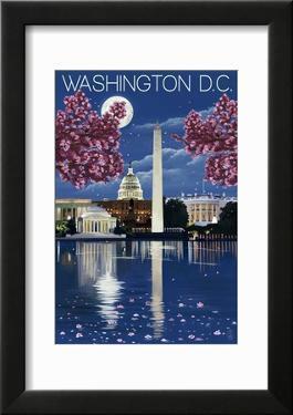 Washington  DC - Night Scene