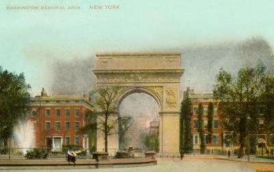 Washington Memorial Arch, New York City