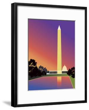 Washington Monument in Washington, DC, USA