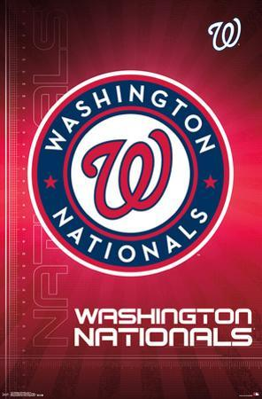 Washington Nationals- Logo 2016