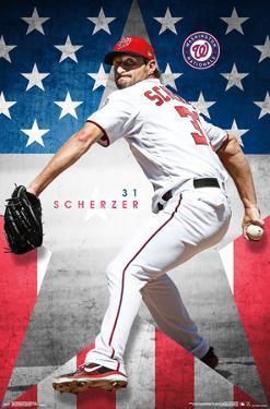 Washington Nationals - M. Scherzer '19