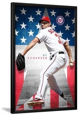 WASHINGTON NATIONALS - M SCHERZER 19