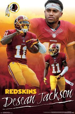 Washington Redskins - Desean Jackson 14