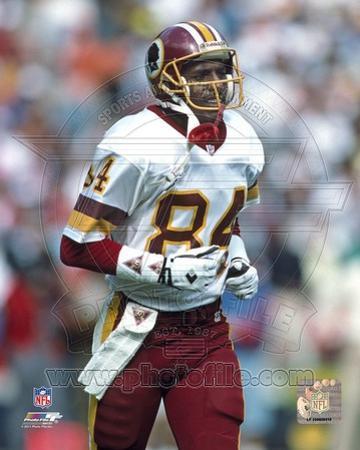 Washington Redskins - Gary Clark Photo