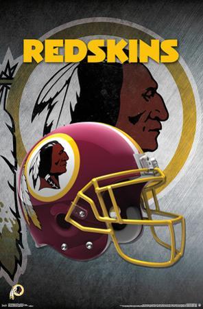 Washington Redskins - Helmet 17