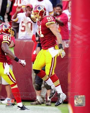 Washington Redskins - Ryan Kerrigan Photo