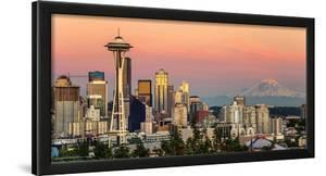 Washington- Seattle Skyline