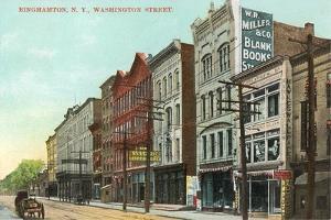 Washington Street, Binghamton