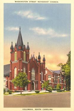 Washington Street Methodist, Columbia