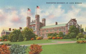 Washington University, St. Louis, Missouri