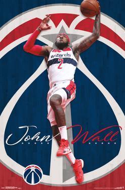WASHINGTON WIZARDS - J WALL 18