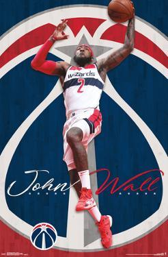 WASHINGTON WIZARDS - J WALL 18