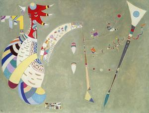 Balancement (1942) by Wassily Kandinsky