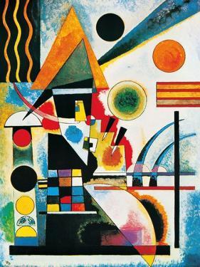 Balancement by Wassily Kandinsky