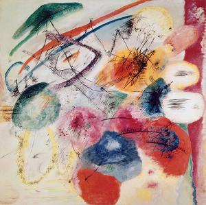 Black Lines, 1913 by Wassily Kandinsky