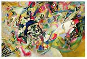 Composition No. 7 by Wassily Kandinsky