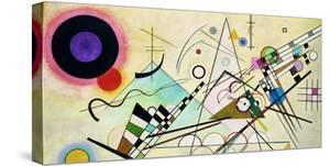 Composition VIII (detail) by Wassily Kandinsky