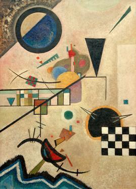Contrasting Sounds, 1924 by Wassily Kandinsky