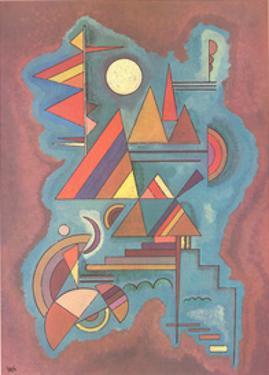 Cut-out by Wassily Kandinsky