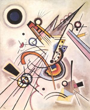 Diagonale, c.1923 by Wassily Kandinsky