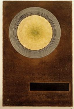 Elemental Effect, 1924 by Wassily Kandinsky