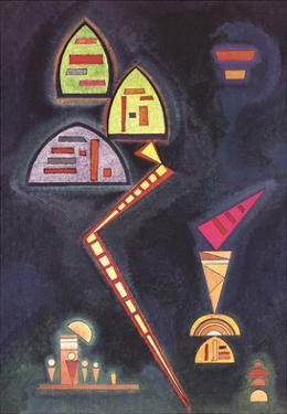 Grun by Wassily Kandinsky