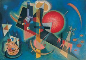 Im Blau, 1925 by Wassily Kandinsky