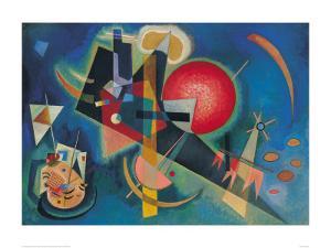 Im Blau by Wassily Kandinsky