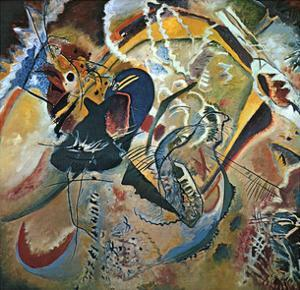 Improvisation No. 35 by Wassily Kandinsky