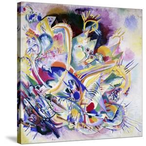 Improvisation Painting by Wassily Kandinsky