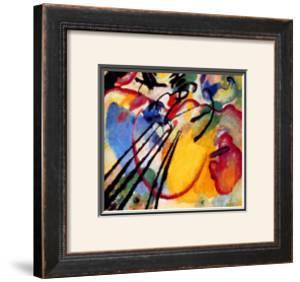 Improvisation by Wassily Kandinsky