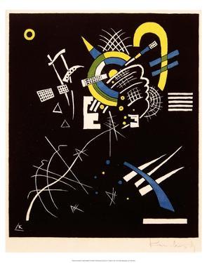 Kleine Welten VII (1922) by Wassily Kandinsky