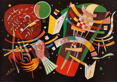 Komposition X, c.1939 by Wassily Kandinsky