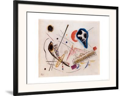 Lyric Composition by Wassily Kandinsky