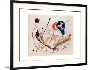 Lyric Composition by Wassily Kandinsky