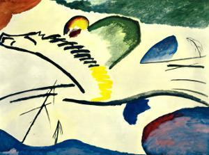 Lyric by Wassily Kandinsky