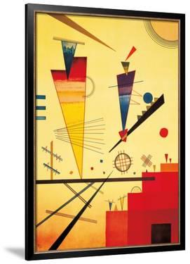 Merry Structure by Wassily Kandinsky