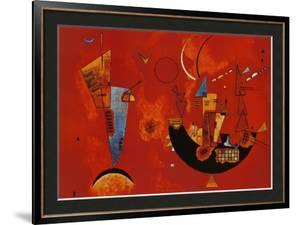 Mit und Gegen, c.1929 by Wassily Kandinsky