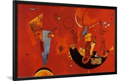Mit Und Gegen by Wassily Kandinsky