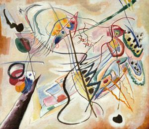 Music Overture, 2001 by Wassily Kandinsky
