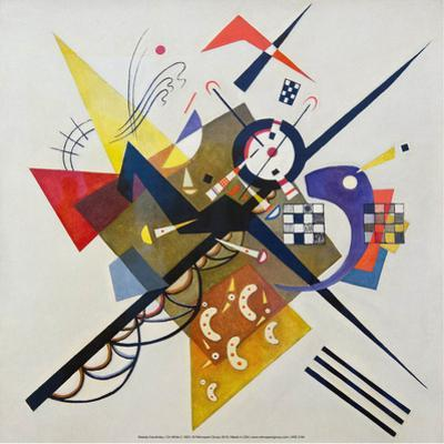 On White ll, 1923 by Wassily Kandinsky
