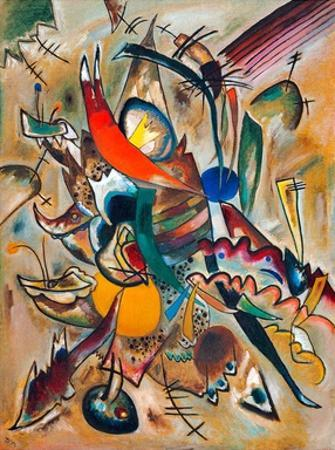 Painting with Points, 1919 by Wassily Kandinsky