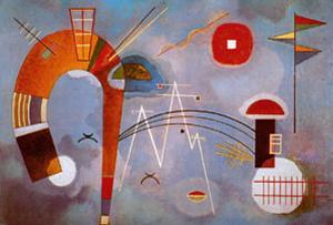 Rond et Pointu, c.1939 by Wassily Kandinsky