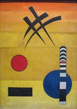 Sign, 1925 by Wassily Kandinsky