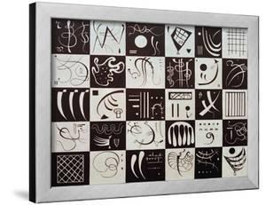 Thirty, 1937 by Wassily Kandinsky