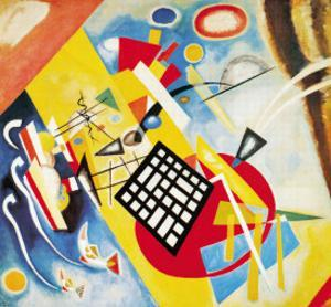 Trame Noire, c.1922 by Wassily Kandinsky
