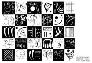 Trente,1937 by Wassily Kandinsky